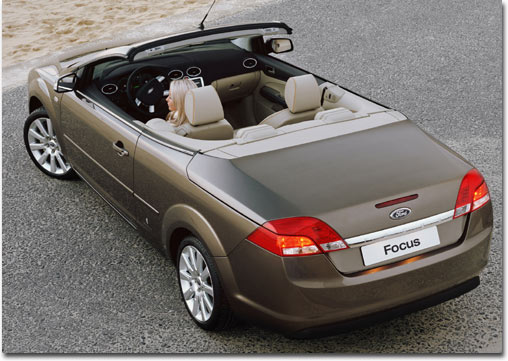 motormobiles ford focus cabrio. Black Bedroom Furniture Sets. Home Design Ideas