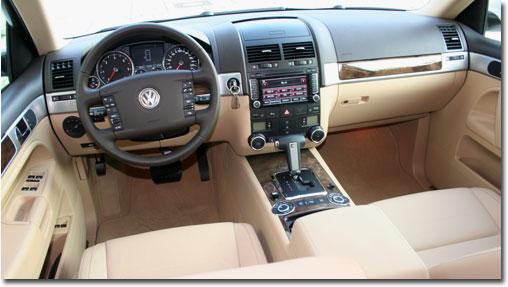 MOTORMOBILES - VW Touareg V6 TDI Individual 3.0 DPF