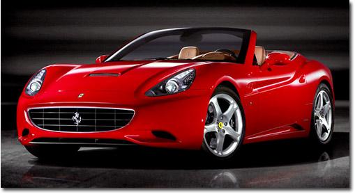 Motormobiles Ferrari California