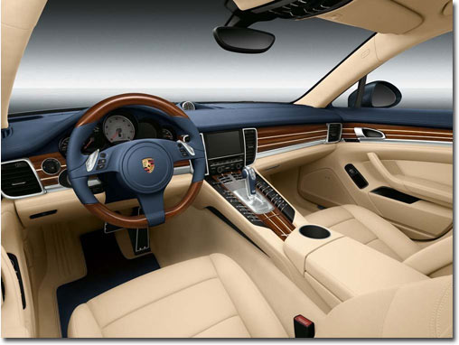 motormobiles umfangreiches individualisierungsprogramm f r den panamera. Black Bedroom Furniture Sets. Home Design Ideas