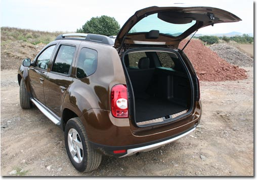 motormobiles erstkontakt dacia duster 4wd. Black Bedroom Furniture Sets. Home Design Ideas