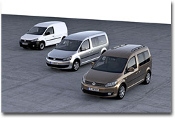 motormobiles facelift f r den vw caddy. Black Bedroom Furniture Sets. Home Design Ideas