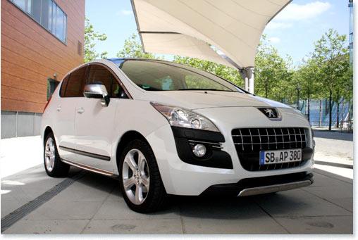 motormobiles peugeot 3008 thp 155 platinum automatik im. Black Bedroom Furniture Sets. Home Design Ideas