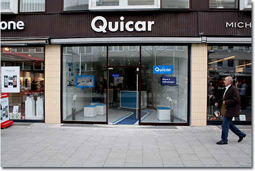 motormobiles quicar share a volkswagen startet ab dem 16 november 2011 in hannover. Black Bedroom Furniture Sets. Home Design Ideas