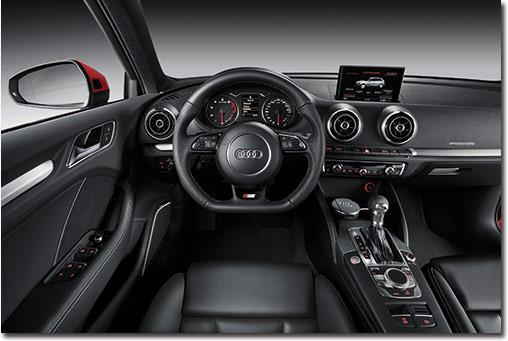 motormobiles der neue audi a3 sportback erste bilder und infos. Black Bedroom Furniture Sets. Home Design Ideas