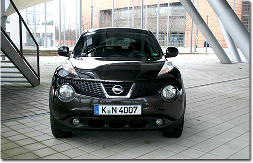 Motormobiles nissan juke 4x4 1 6 dig turbo im test for Nissan juke licht