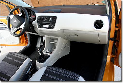 motormobiles seat mii style ecomotive 1 0 mit 75 ps im ausf hrlichen fahrbericht. Black Bedroom Furniture Sets. Home Design Ideas