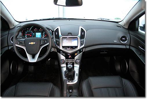MOTORMOBILES - Chevrolet Cruze Sports Wagon 1.4 Turbo LTZ im Test