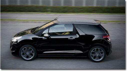 motormobiles ds3 cabrio citroen erg nzt seine ds familie um eine offene variante. Black Bedroom Furniture Sets. Home Design Ideas