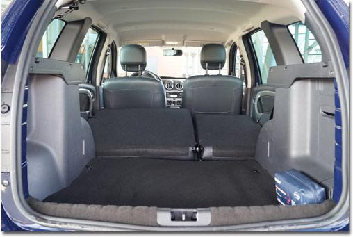 motormobiles dacia duster 1 6 16v 105 4x2 lpg im test. Black Bedroom Furniture Sets. Home Design Ideas