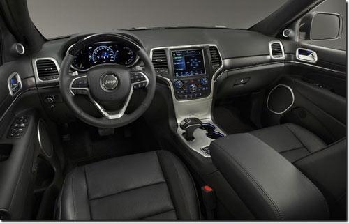 motormobiles der neue jeep grand cherokee startet in. Black Bedroom Furniture Sets. Home Design Ideas