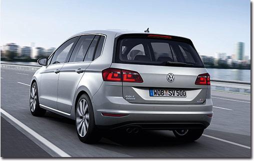 motormobiles iaa 2013 der neue vw golf sportsvan. Black Bedroom Furniture Sets. Home Design Ideas