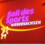 Ball des Sports Niedersachsen im HCC/Hannover am 10. Februar 2017
