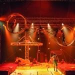 Autostadt: Akrobatik des Cirque Nouveau