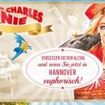 04. bis 17. Mai 2016: Zirkus Charles Knie in Hannover auf dem Schützenplatz