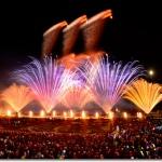 21. Mai 2016: Internationale Feuerwerkswettbewerb in Hannover-Herrenhausen 2016