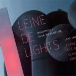 775. Stadtgeburtstag: Leine-De Lights am Maschteich Hannover vom 26.06. bis 24.07.2016