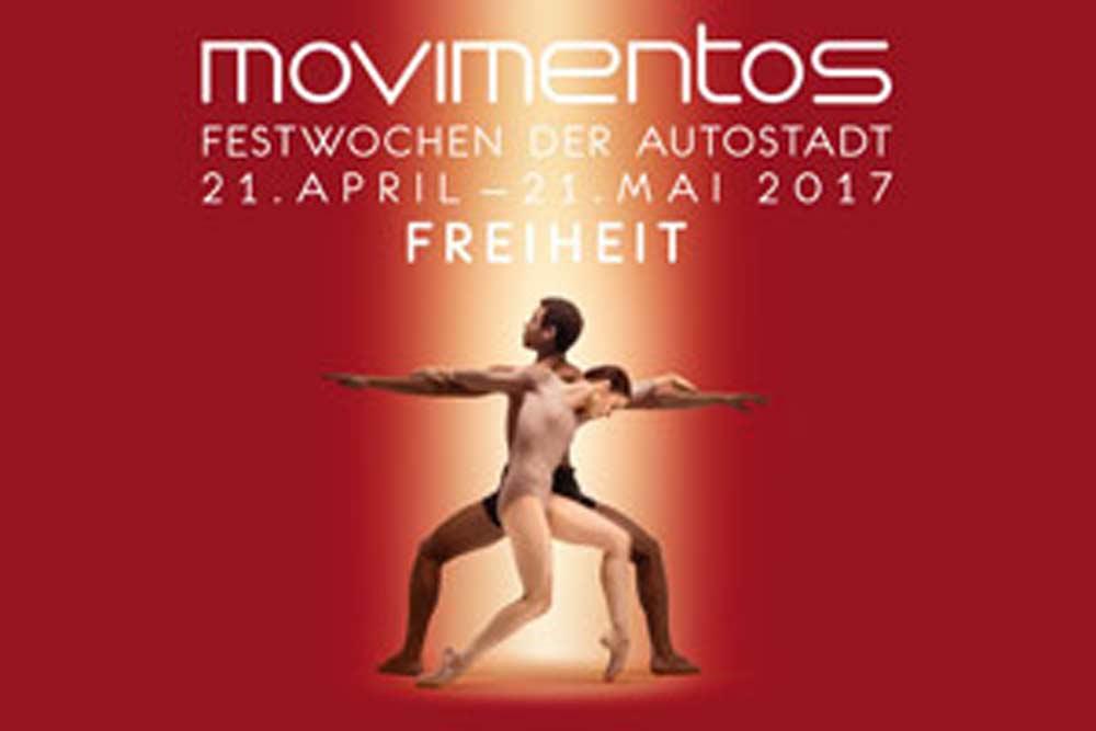 Autostadt Wolfsburg: 15. MOVIMENTOS FESTWOCHEN – Vier Wochen Tanz und Kultur vom 21. April bis 21. Mai