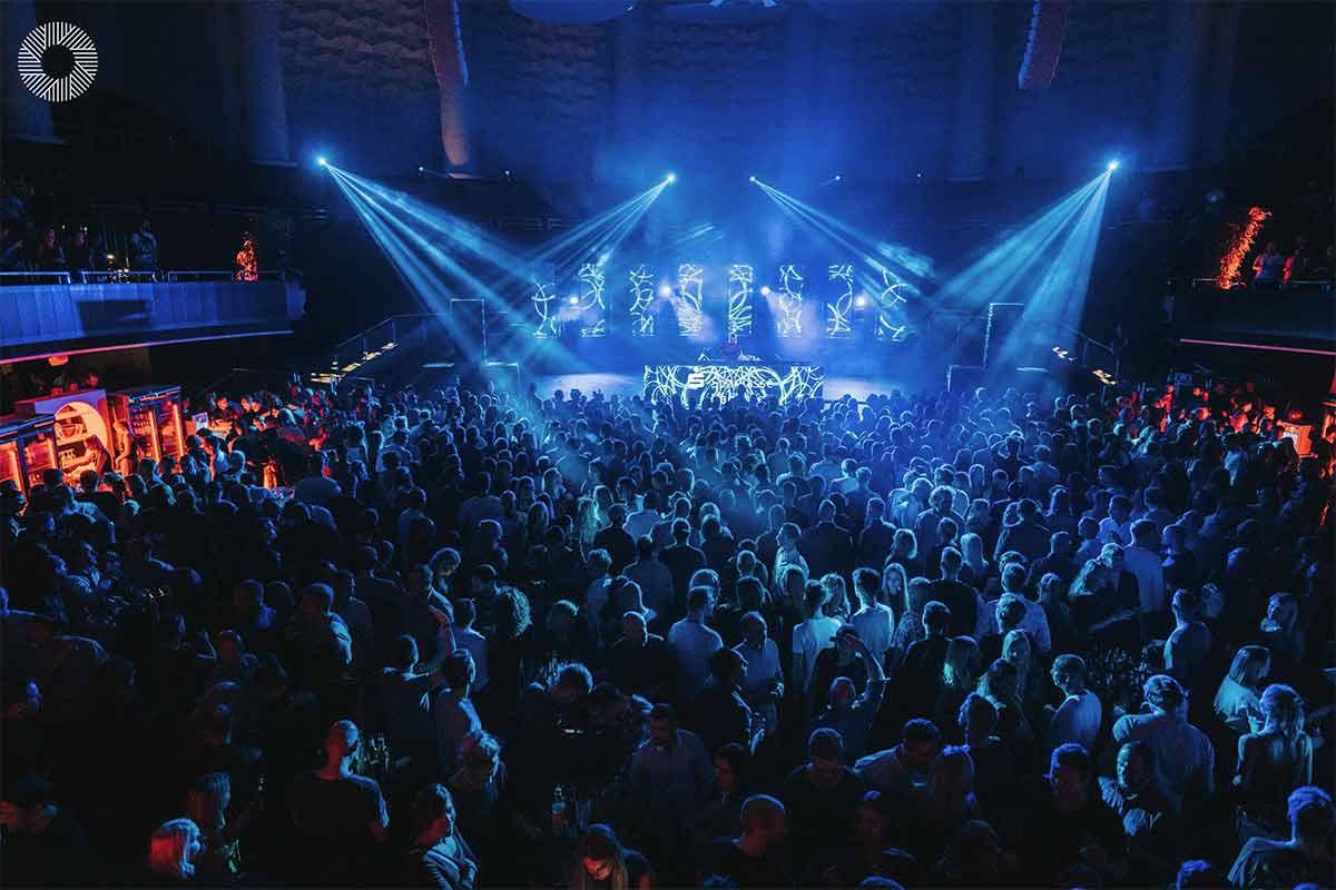 Samstag 13.04.2019 – Der Sonne entgegen – Indoor Music Festival – HCC