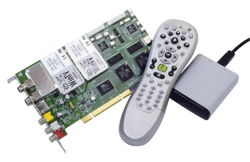 Hauppauge WinTV-PVR−500MCE Kit