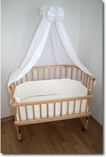 testmagazine babybay bettchen im test. Black Bedroom Furniture Sets. Home Design Ideas