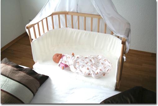Testmagazine babybay bettchen im test