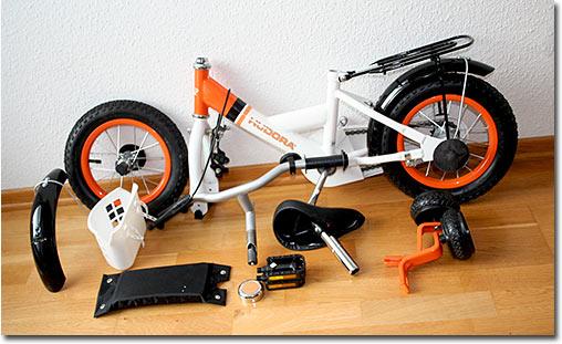 lcp kids trax kinder laufrad als lern fahrrad ab 2 jahren. Black Bedroom Furniture Sets. Home Design Ideas