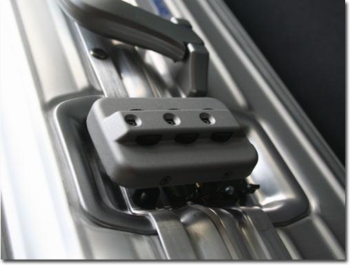 rimowa koffer öffnen