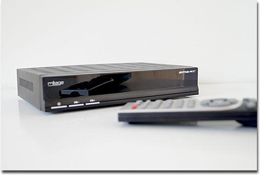 testmagazine smart mirage cx06 pvr hdtv satelliten receiver im test. Black Bedroom Furniture Sets. Home Design Ideas